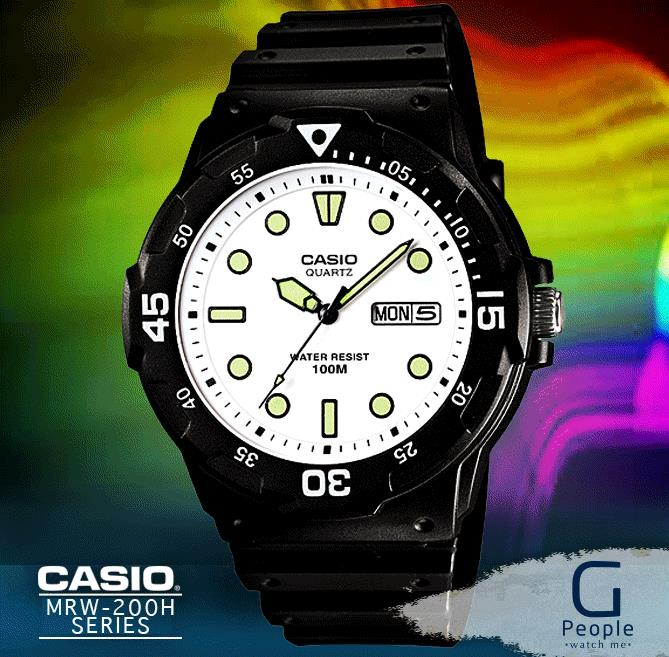 CASIO MRW-200H-7EV WATCH ☑ORIGINAL☑