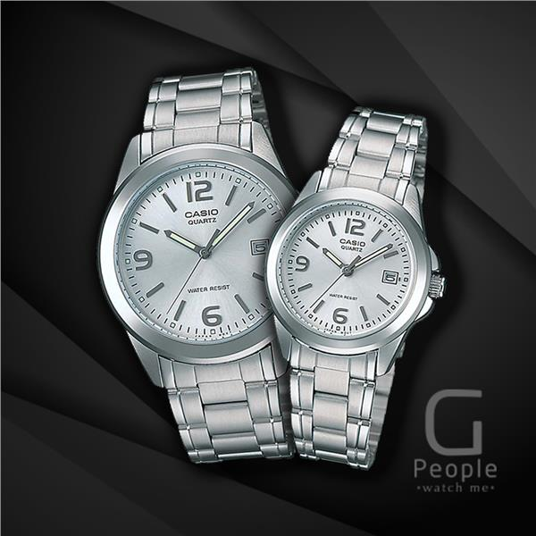 CASIO MTP-1215A-7A + LTP-1215A-7A PAIR WATCH ☑ORIGINAL☑