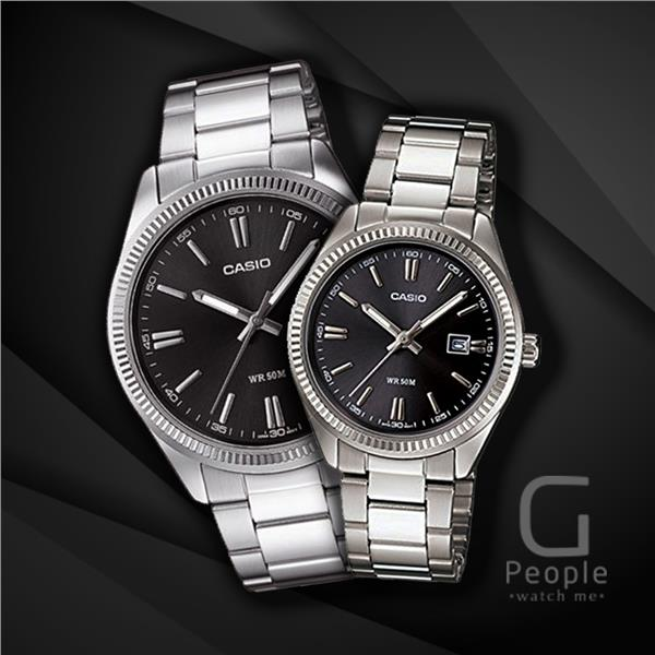 CASIO MTP-1302D-1A1V + LTP-1302D-1A1V PAIR WATCH ☑ORIGINAL&#9745