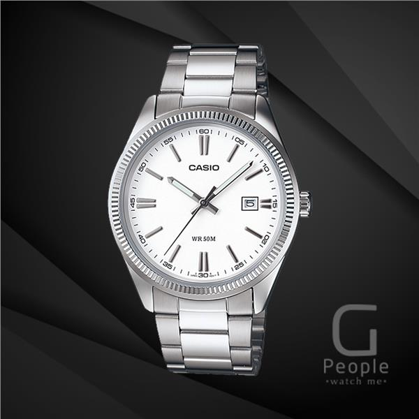 CASIO MTP-1302D-7A1V GENTS WATCH WITH DATE100% ORIGINAL
