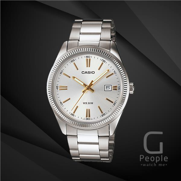 CASIO MTP-1302D-7A2V GENTS WATCH WITH DATE ☑ORIGINAL☑