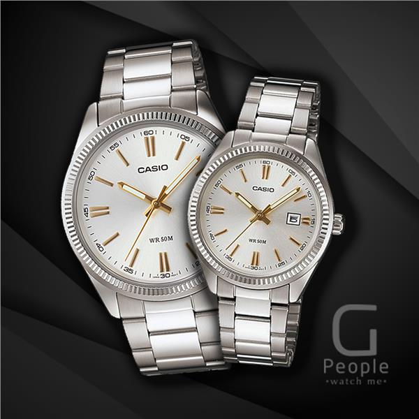 CASIO MTP-1302D-7A2V + LTP-1302D-7A2V PAIR WATCH ☑ORIGINAL&#9745