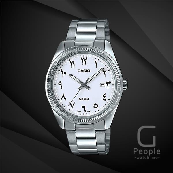 CASIO MTP-1302D-7B3V GENTS WATCH WITH DATE ☑ORIGINAL☑