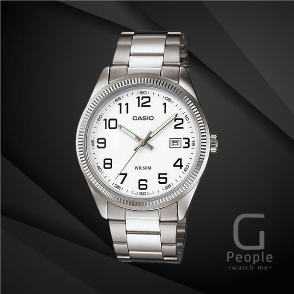 CASIO MTP-1302D-7BV GENTS WATCH WITH DATE 100% ORIGINAL