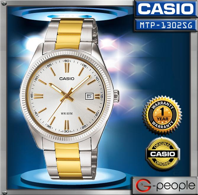 CASIO MTP-1302SG-7AV GENTS WATCH ☑ORIGINAL☑