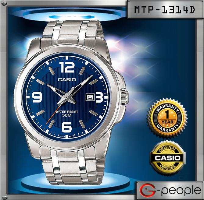 CASIO MTP-1314D-2AV GENTS WATCH ☑ORIGINAL☑