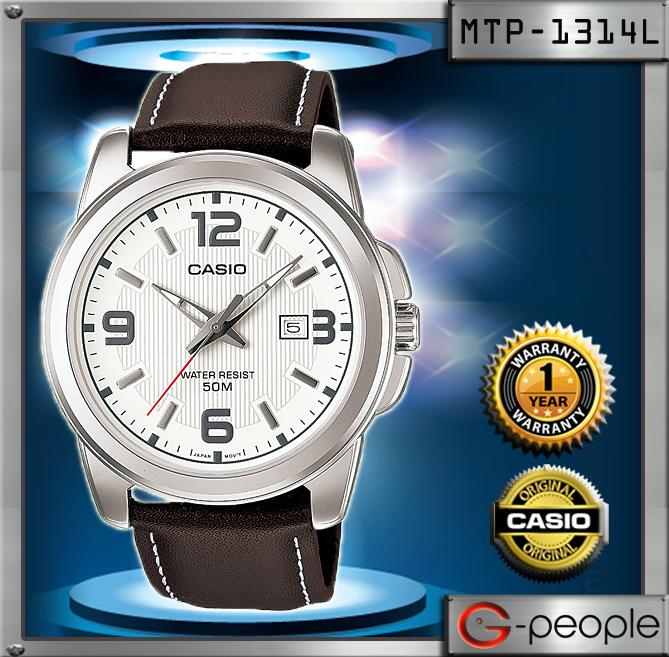 CASIO MTP-1314L-7AV GENTS WATCH ☑ORIGINAL☑