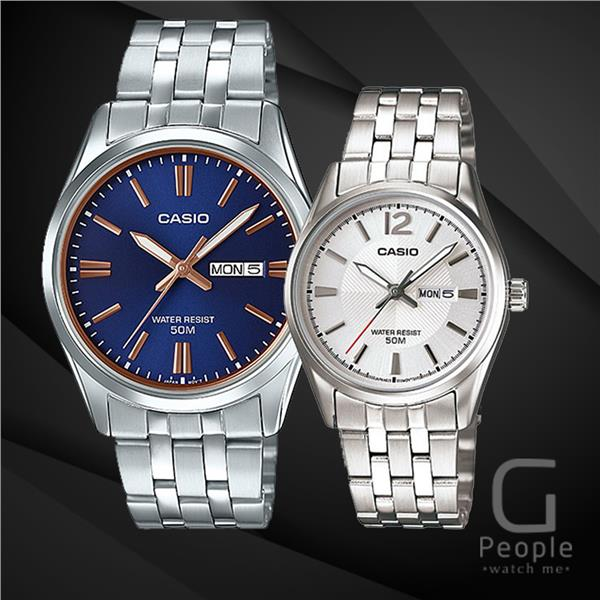 CASIO MTP-1335D-2A2V + LTP-1335D-7AV PAIR WATCH ☑ORIGINAL☑