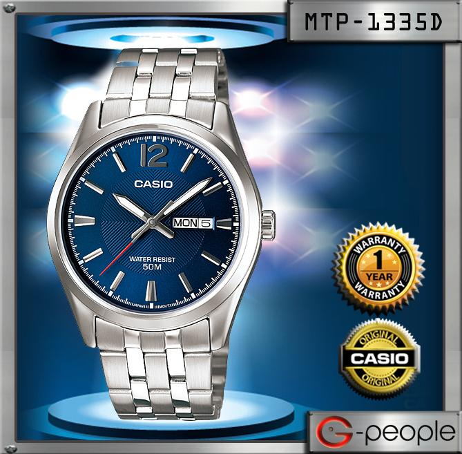 CASIO MTP-1335D-2AV GENTS WATCH ☑ORIGINAL☑