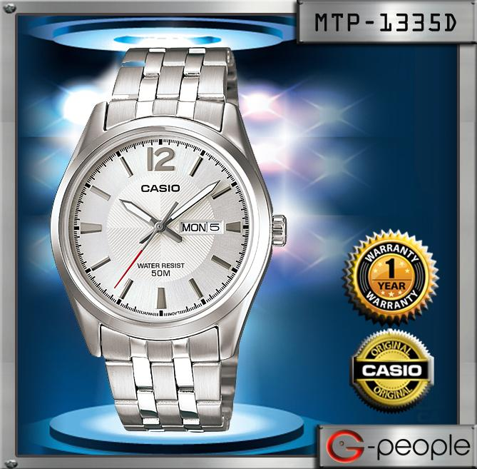 CASIO MTP-1335D-7AV GENTS WATCH ☑ORIGINAL☑