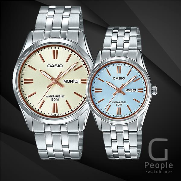 CASIO MTP-1335D-9AV + LTP-1335D-2AV PAIR WATCH ☑ORIGINAL☑
