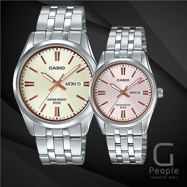 CASIO MTP-1335D-9AV + LTP-1335D-4AV PAIR WATCH ☑ORIGINAL☑