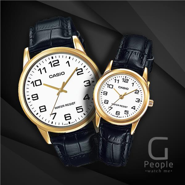 CASIO MTP-V001GL-7B + LTP-V001GL-7B PAIR WATCH ☑ORIGINAL☑