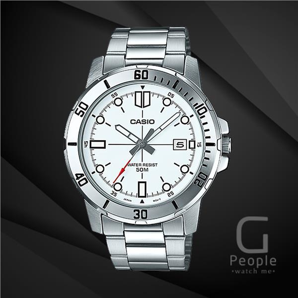 CASIO MTP-VD01D-7E ANALOG WATCH ☑ORIGINAL☑