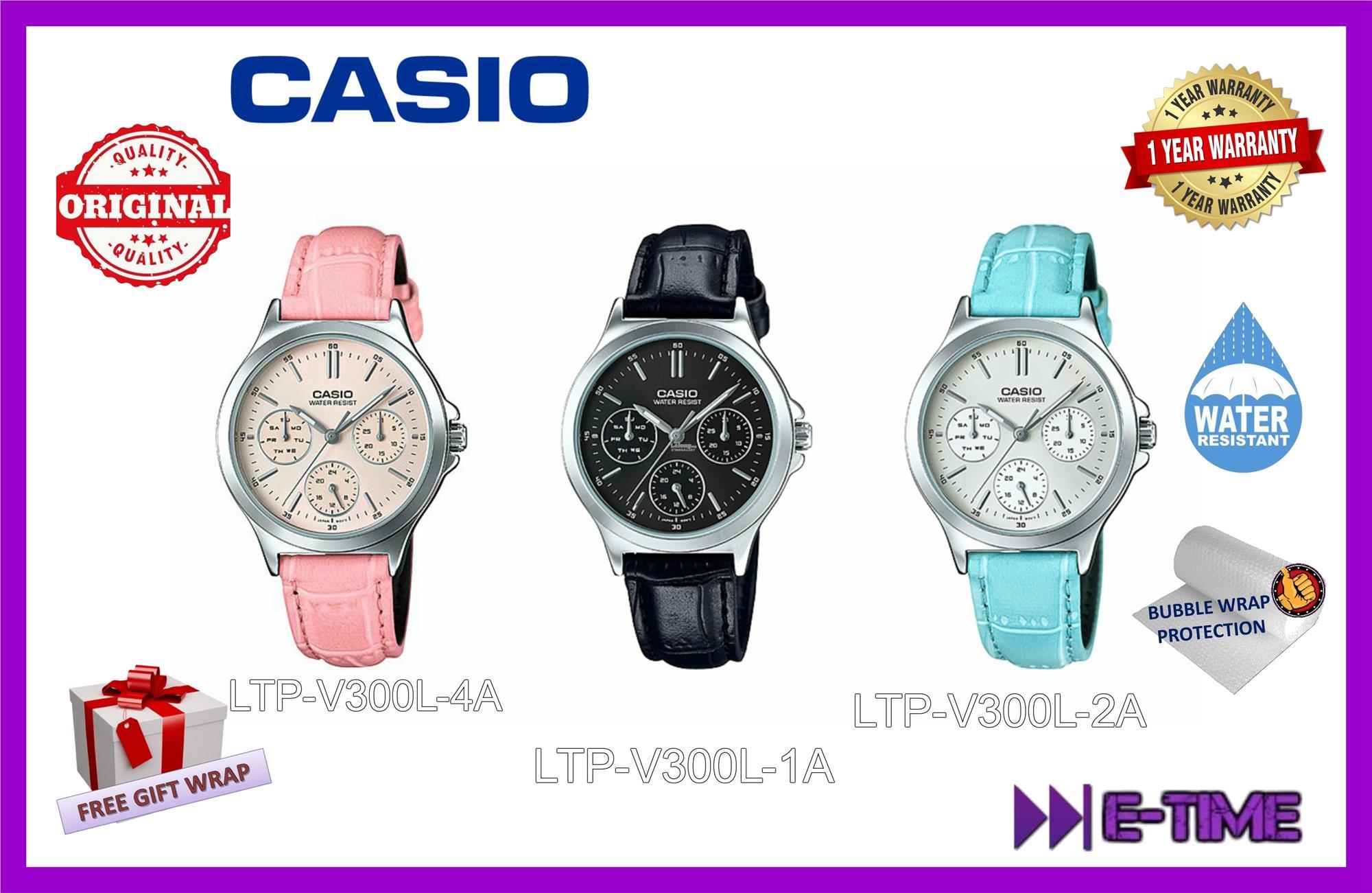 CASIO ORIGINAL LTP-V300L-2A LADIES M (end 4 19 2020 6 15 PM) 2b8e816949