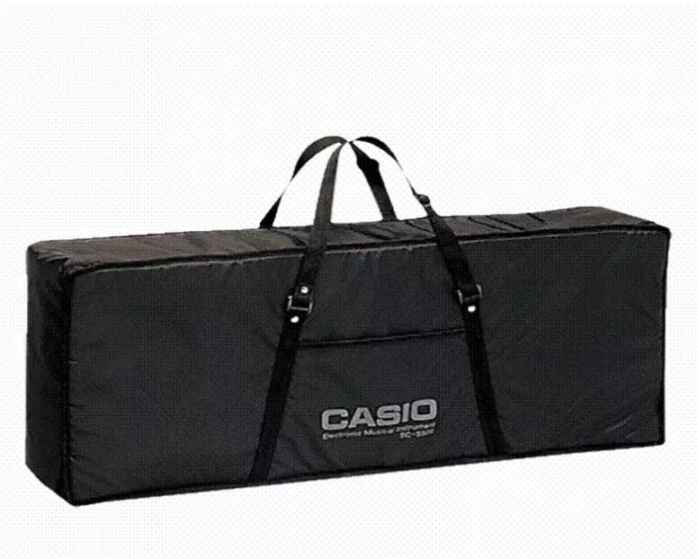 Casio SC-600 Carrying soft case for 76 full sized keys keyboard