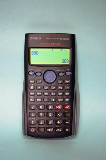 Casio Scientific Calculator fx-350ES