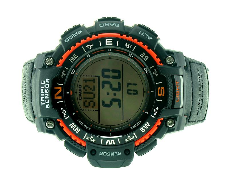 3e38ec23609e CASIO Sports Gear Triple Sensor Watc (end 8 30 2020 1 15 PM)