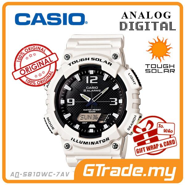 b0becfc4b2e CASIO STANDARD AQ-S810WC-7AV Analog (end 7 4 2021 12 00 AM)