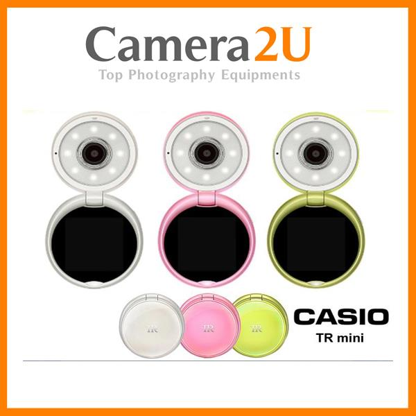 new product 6f84a 48bb0 Casio TR-M11 Mini Selfie Camera