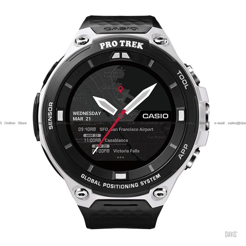 0f90822038e CASIO WSD-F20-WE Pro Trek Smart GPS (end 6 21 2020 3 40 PM)