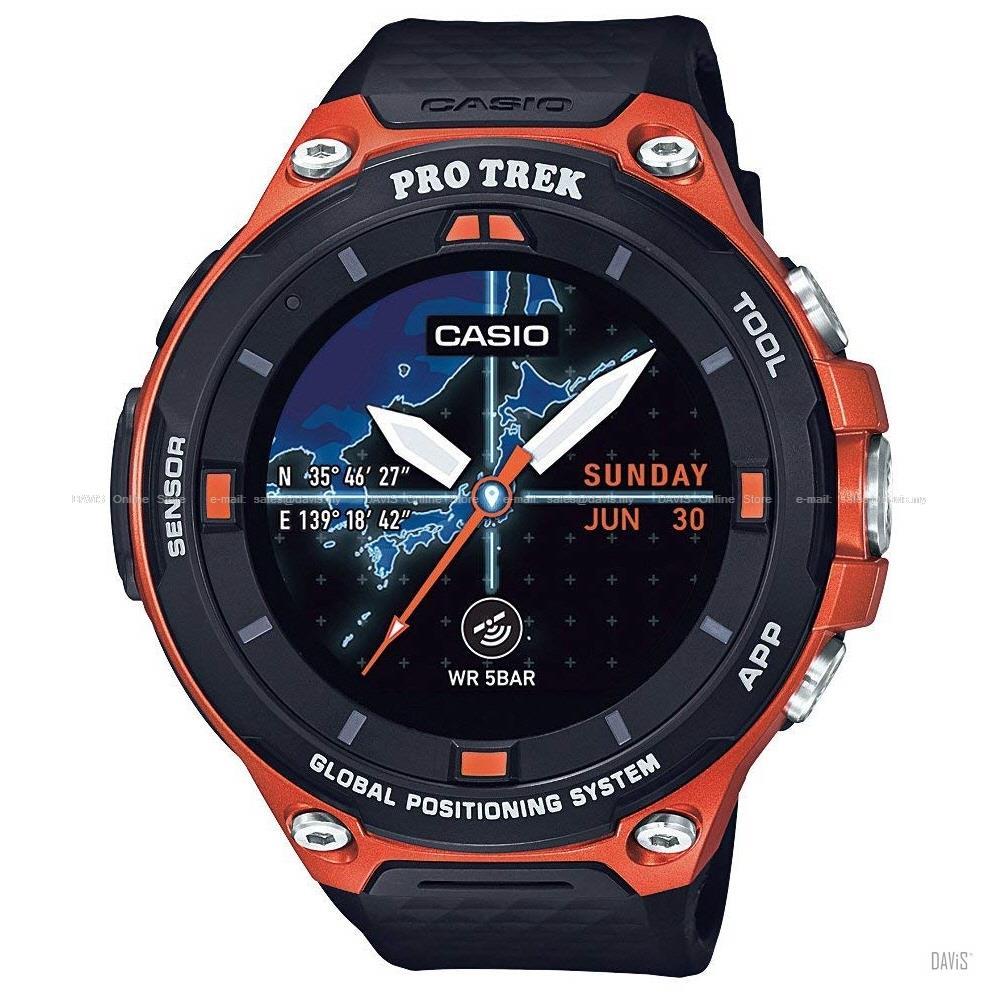 Casio Wsd F20 Rg Pro Trek Smart Gps End 6 21 2020 3 40 Pm