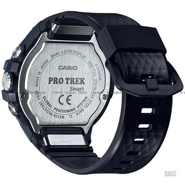 Casio Wsd F20a Bu Pro Trek Smart Gps End 10 9 2021 1 58 Pm