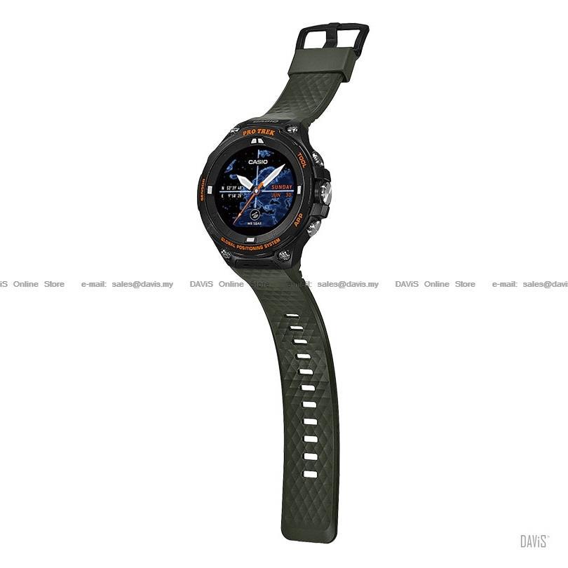 Casio Wsd F20a Gn Pro Trek Smart Gps End 2 12 2020 2 20 Pm