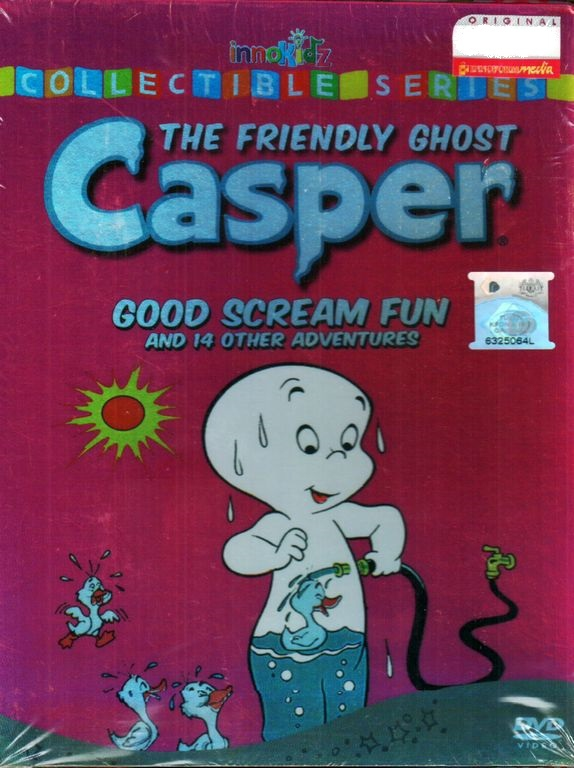 Casper The Friendly Ghost Good Scream Fun And 14 Other Adventures DVD