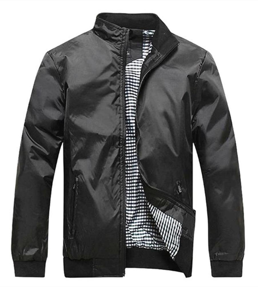 Casual Men Jacket Waterproof Windbrea (end 4/5/2018 8:21 AM)