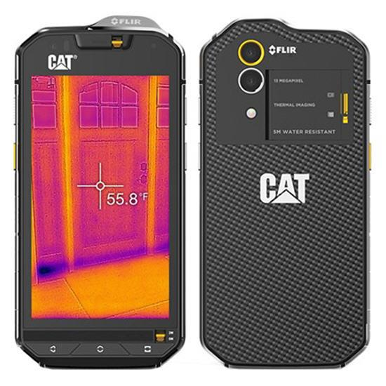 Cat S60 First Rugged Smartphone With Thermal Imaging Wp 9733