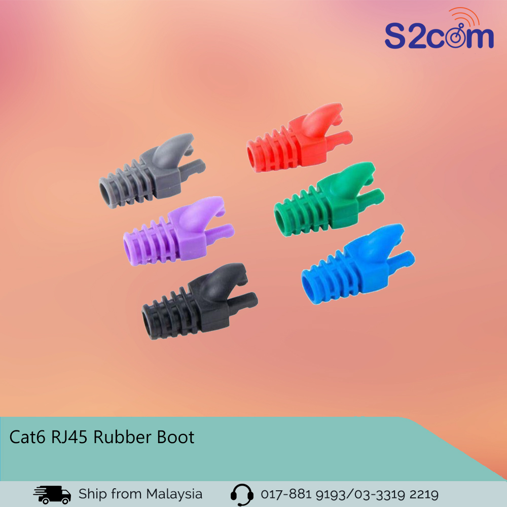 Cat6 RJ45 Rubber Boot