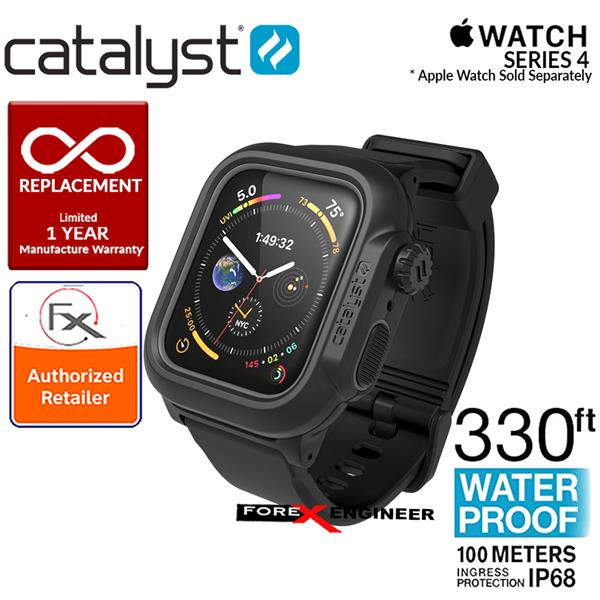 quality design 68a4b b9bda Catalyst Waterproof Case for Apple Watch Series 4 44mm