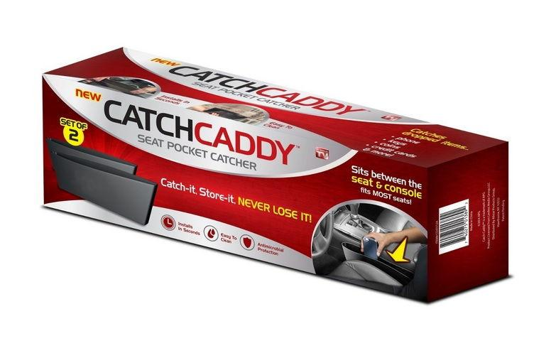 Catch Caddy Seat Pocket Catcher Car Organizer