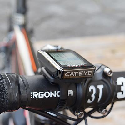 Cateye Velo Micro Wireless+ Padrone  Cycling Computer