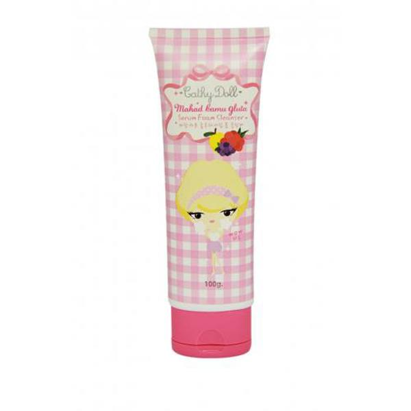 Cathy Doll Mahad Camu Gluta Serum Foam Cleanser *Free Pos