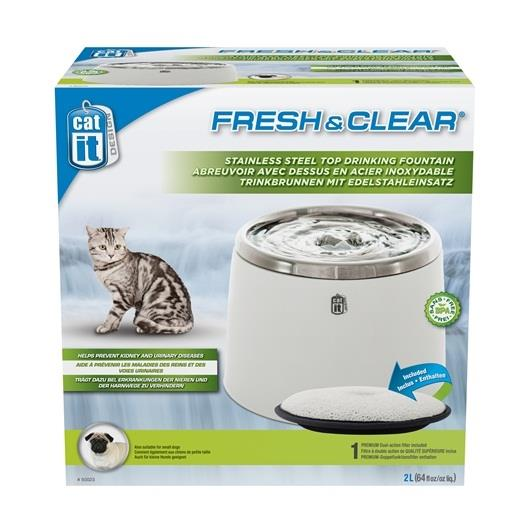 Catit Fresh & Clear Drinking Fountain