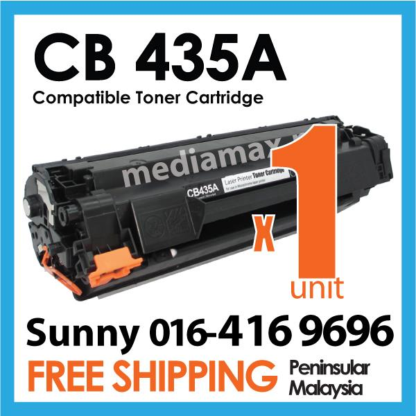 CB435A/35A/CB435/CB 435A/35 Compatible HP Toner P1005 P1006 Printer