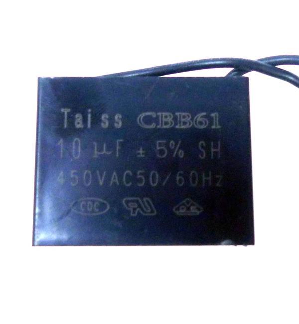 Cbb61 10uf Ac 450v Capacitor Motor End 10 18 2019 4 15 Pm
