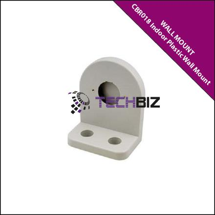 CBR018 Indoor Plastic Wall Mount For 130mm Dome Camera