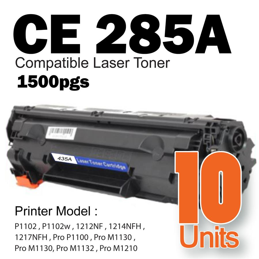 Ce285a85ace 285a Compatible Hp 85 End 11 12 2018 739 Am Toner Cartridge Printer P1102 Ce285a 85a Laserjet P1102w M1212nf M1217nfw Pro