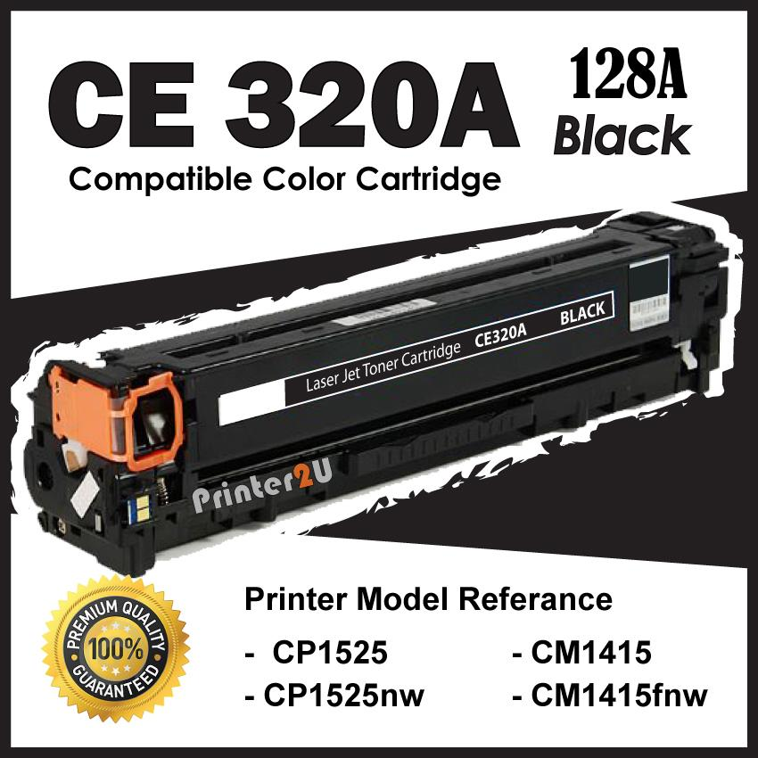 CE320A/CE321A/CE322A/CE323A Compatible HP Pro Color/Black Laser Toner