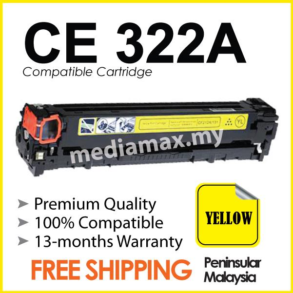 CE322A 128A Compatible HP Laser-Pro CP1525 CP1525nw CM1415 CM1415fnw