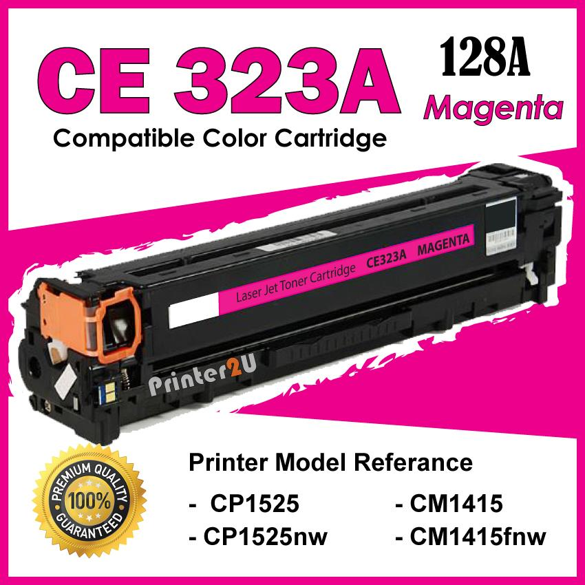 CE323A 128A Compatible HP Laser-Pro CP1525 CP1525nw CM1415 CM1415fnw