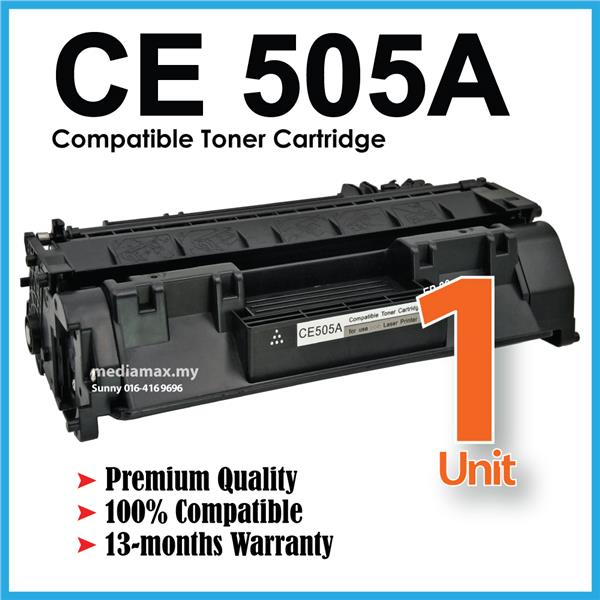 CE505A 05A CE505 CE 505A 05 Compatible HP LaserJet P2035 P2055 Printer