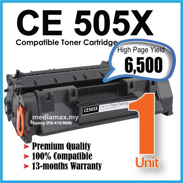 CE505X CE505 Compatible HP Laserjet P 2055 2055dn 2055x 2055d Printer