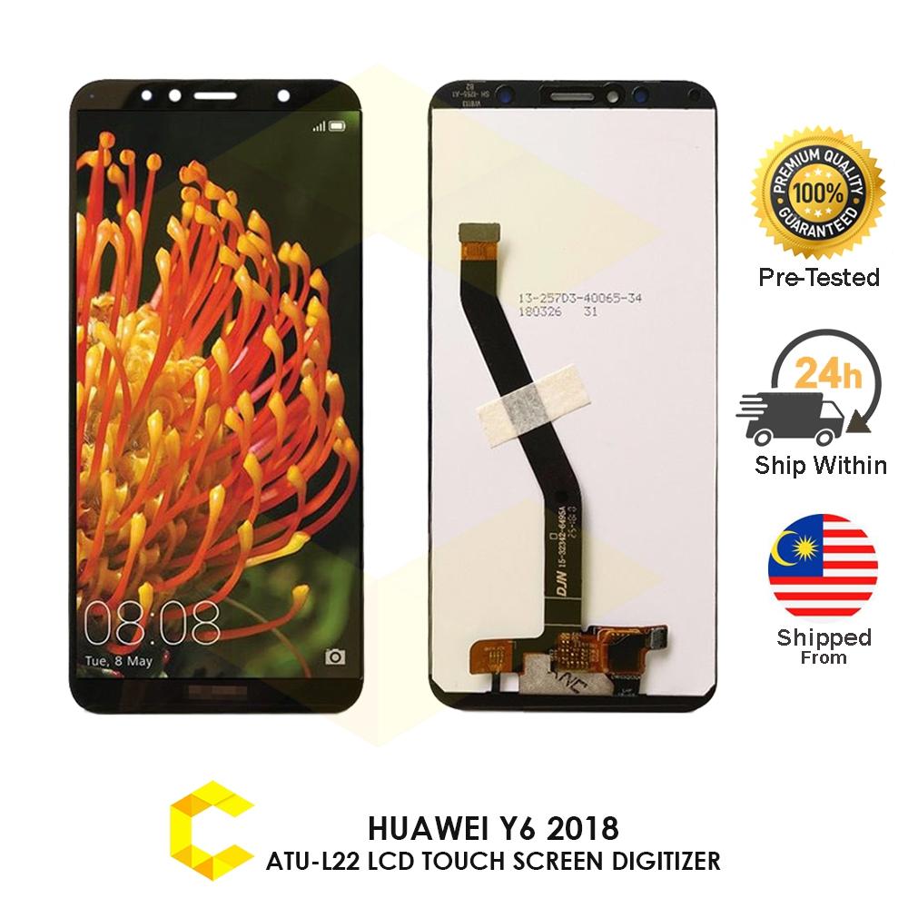 CellCare HUAWEI Y6 2018 ATU-L22 / HONOR 7A AUM-L29 / Y6 PRIME 2018 ATU-L42  LCD