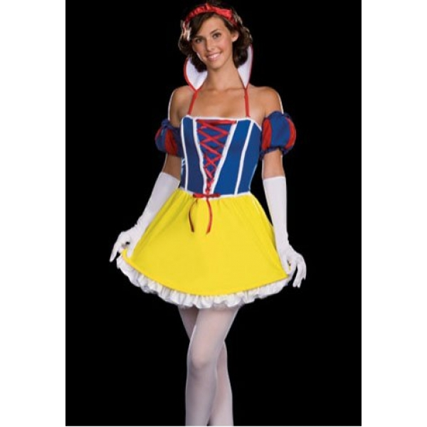 Celly Imported Teen Snow White Costume