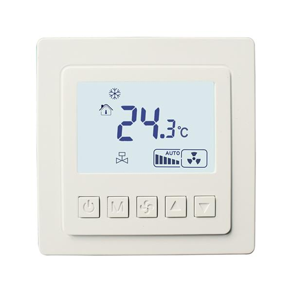 Central Air Conditioning Switch Intelligent LED Touch Screen