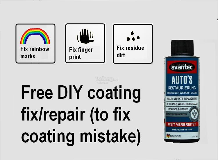 Diy Car Coating Malaysia Do It Your Self Diy